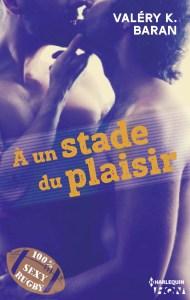A un stade du plaisir - Valéry K. Baran