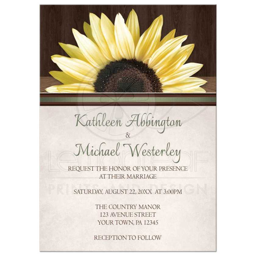 Rustic Bridal Shower Invitations And Get Ideas How To Make Your Invitation With Elegant Appearance 9