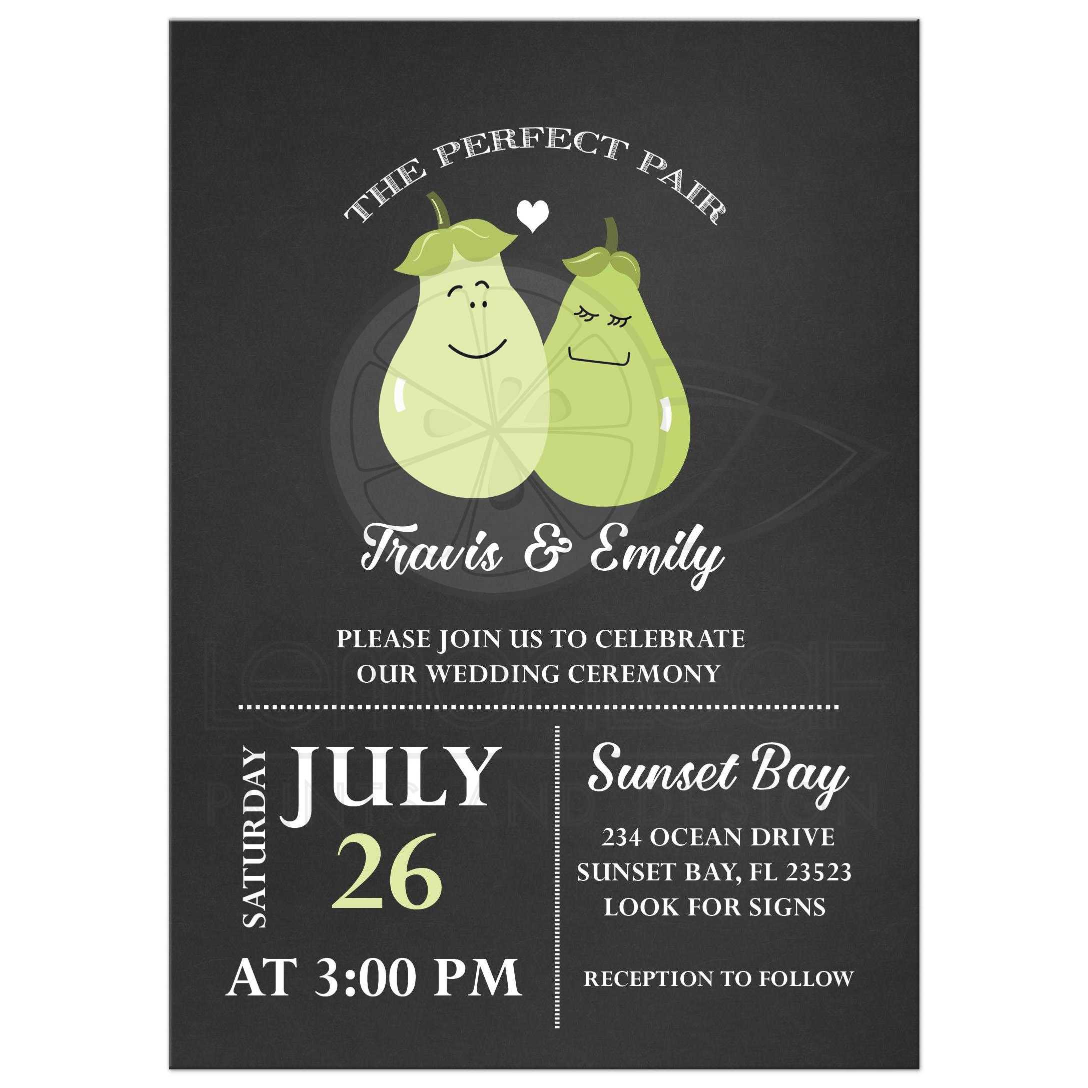 White And Party Graduation Black Invitations