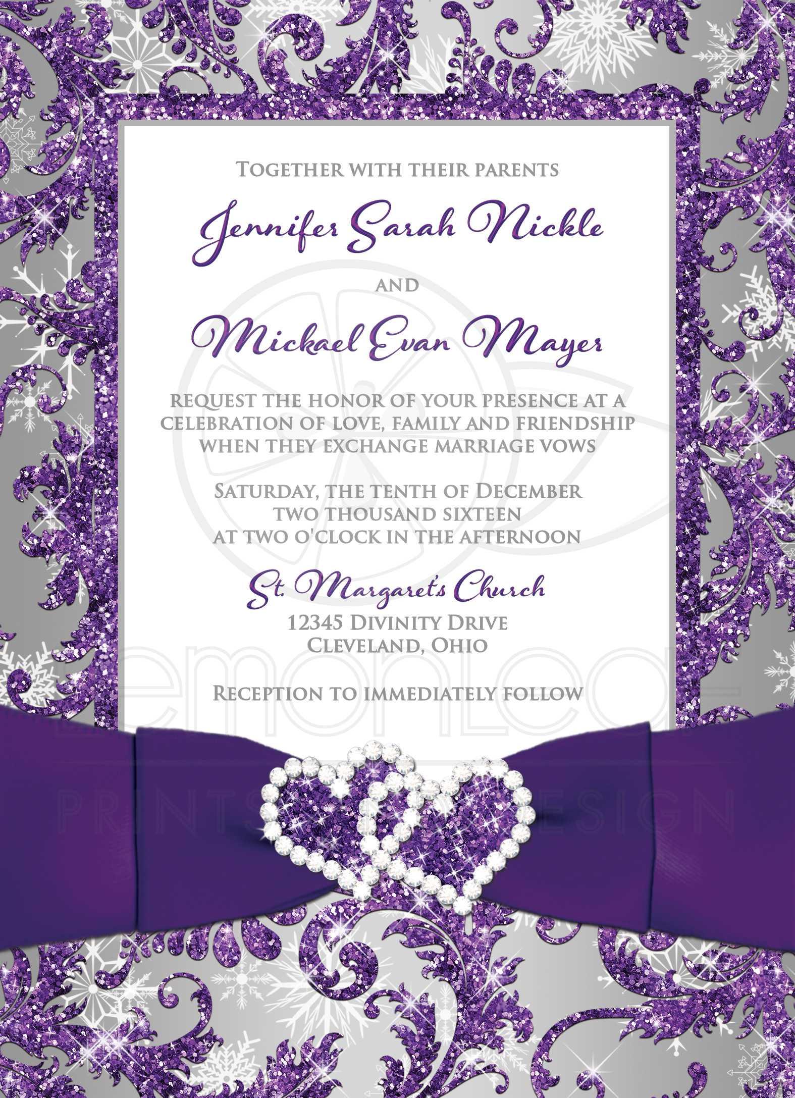 Wedding Invitations Albany Ny Image Collections Party Stylart Wedding  Invitations Images Party Invitations Ideas Purple Silver