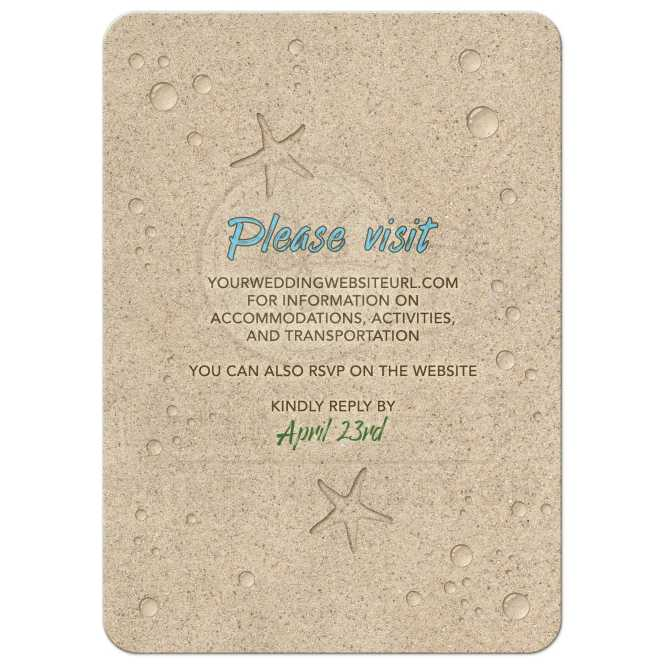 Beach Wedding Invitations For Inspirational Astonishing Invitation Ideas Create Your Own Design 14