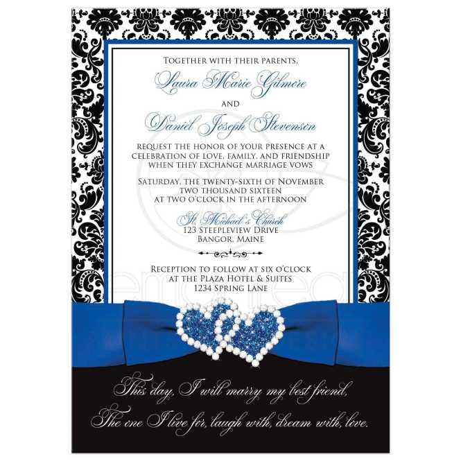 Wedding Invitation Optional Photo