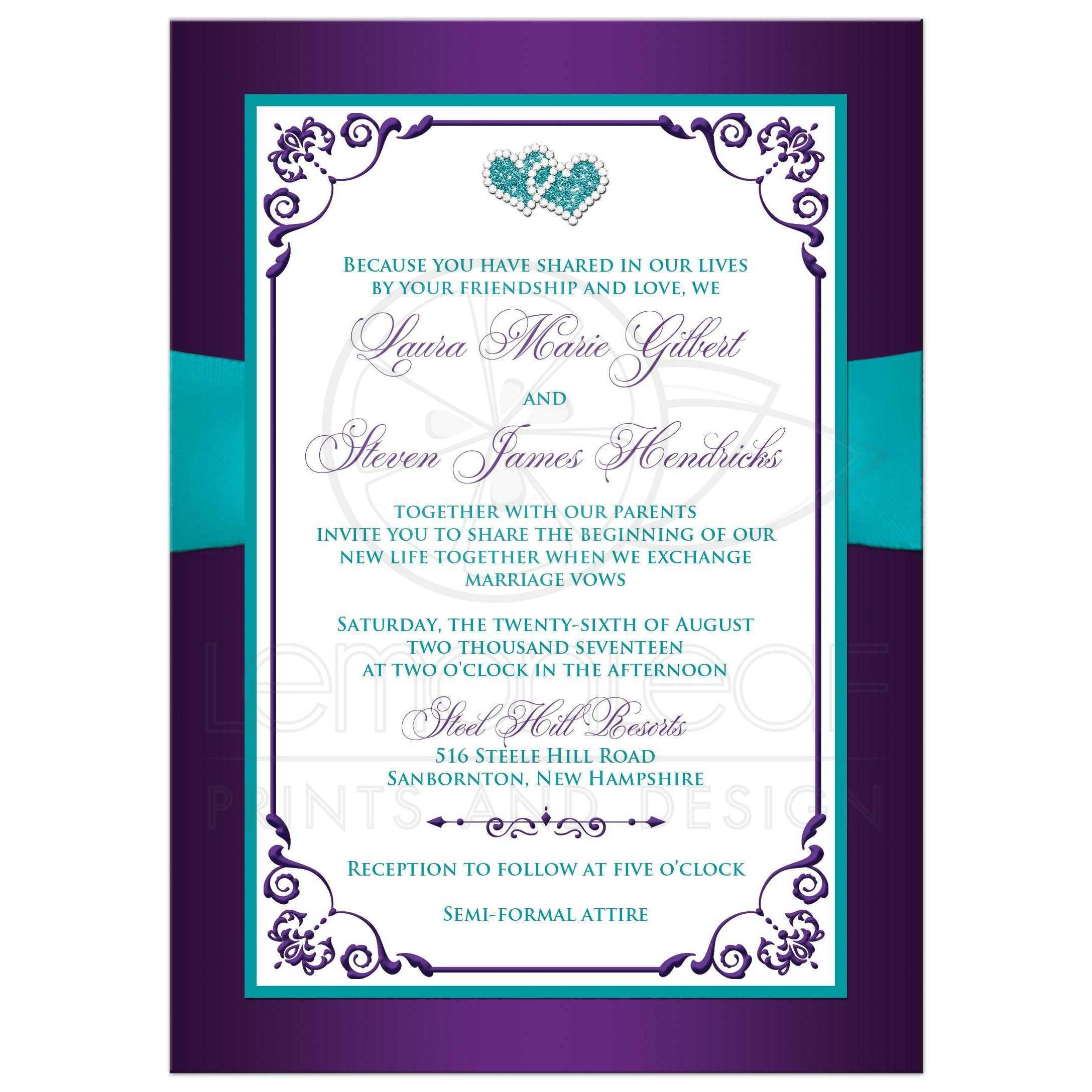 Formal Graduation Party Invitations