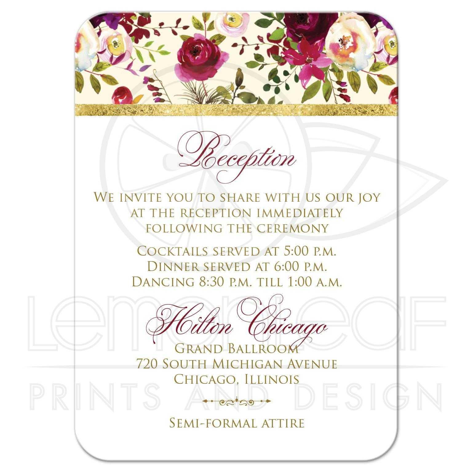 Personalized Graduation Open House Invitations