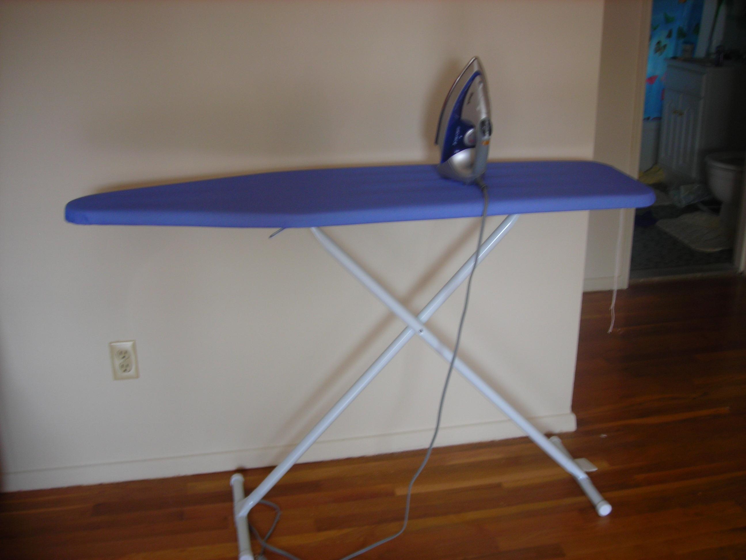 My Ironing Board Has A New Friend Lemonade Life