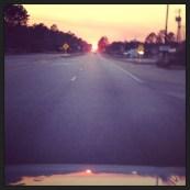 riding home :)