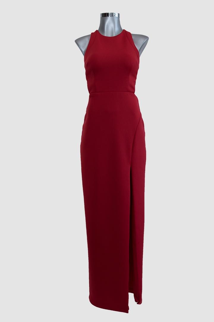 Vestido-largo-rojo-corte-recto-pierna-abierta-de-renta-en-Puebla_F