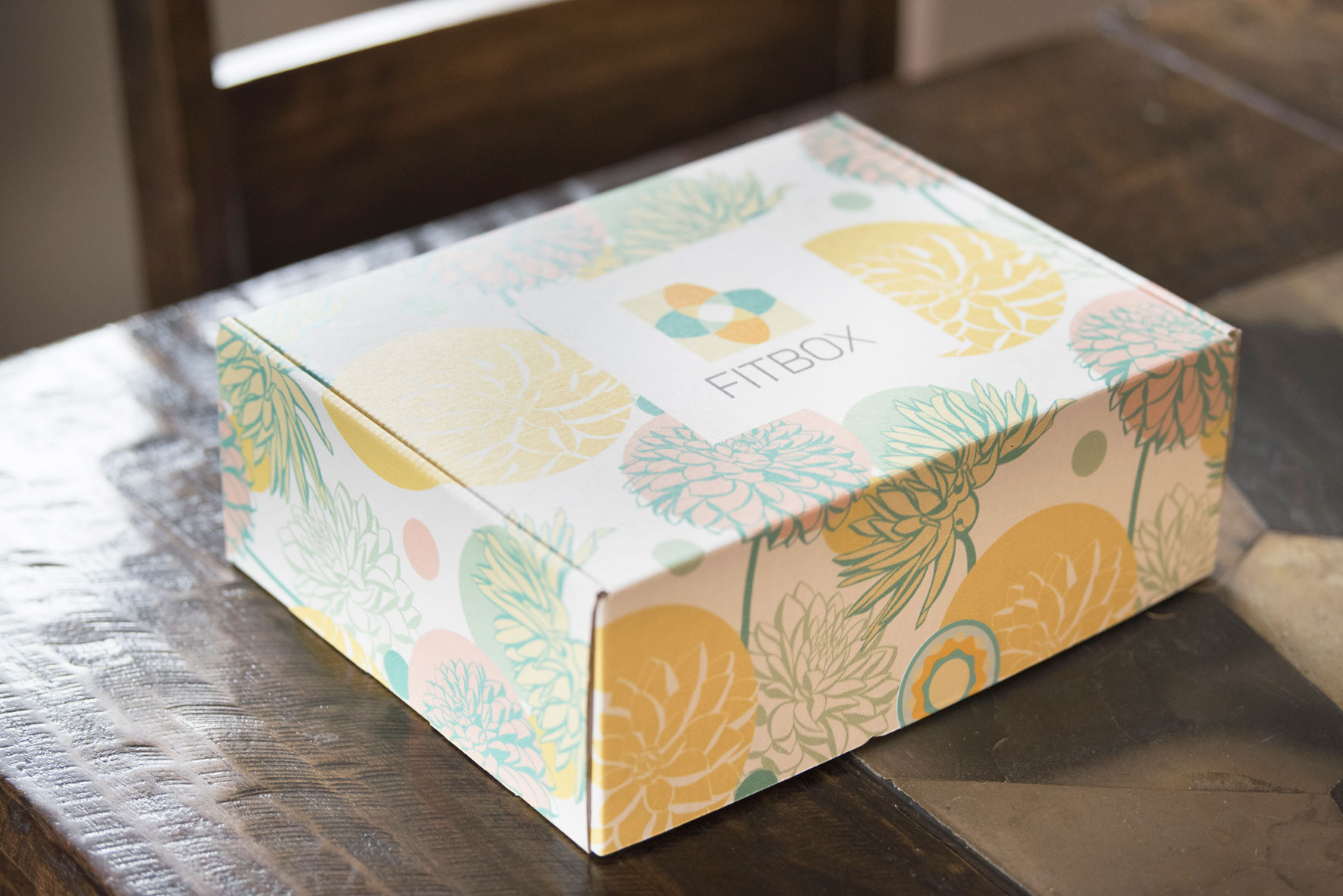 Fitness Box Subscription Fitbox Review