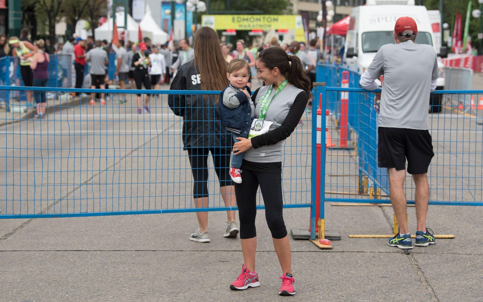 Servus Edmonton Marathon