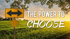 The Power To Choose — Brownsville Community Fellowship Church