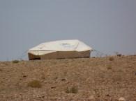 Bedouin UNHCR tent
