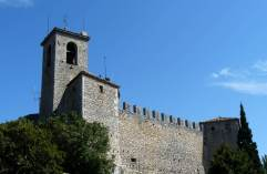 san marino tower