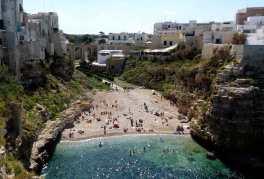 polignano beach
