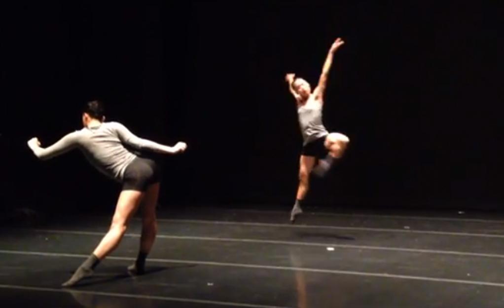 Robert Sher-Machherndl ballet choreographer