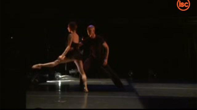 Lemon Sponge Cake Contemporary Ballet Vertical Migration with Simone Messmer