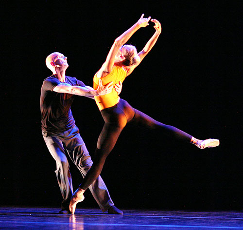 Lemon Sponge Cake Contemporary Ballet at Chautauqua Summer Festival