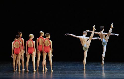 Robert Sher-Machherndl HANNA Vienna State Ballet Jugendkompanie - Lemon Sponge Cake Contemporary Ballet