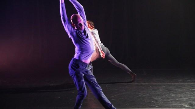 Lemon Sponge Cake Contemporary Ballet - Vertical Migration Experiment