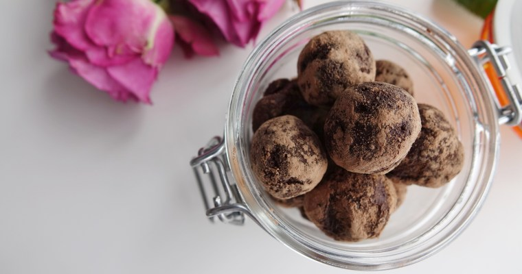 Decadent Chocolate Truffles 💕 (Saint Valentine's Day Special)