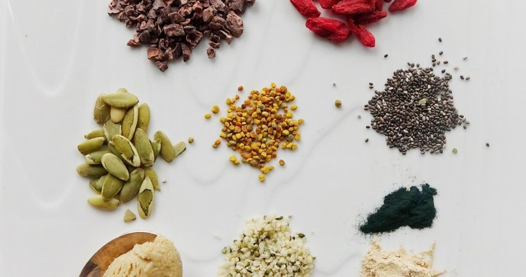 Beginner's Guide to Superfoods