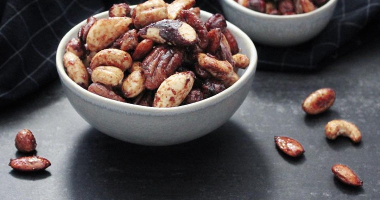 Holiday Spicy Nuts