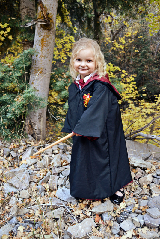Harry Potter Halloween // lemon squeezy home