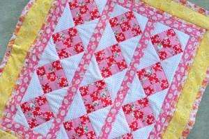 My First Quilt (miniature)