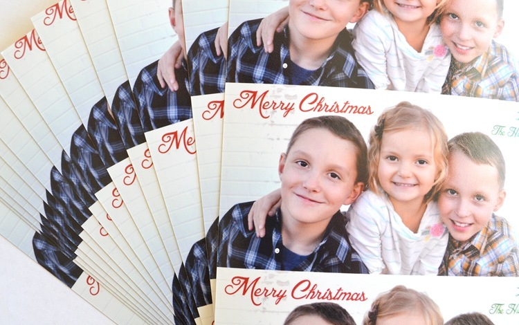 Easy Photo Gift Tags Using Picasa