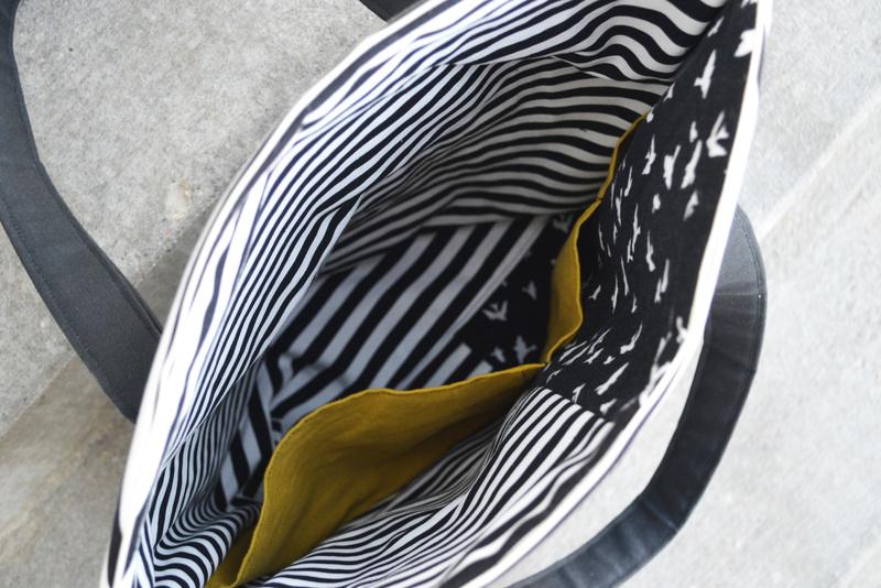 Senna Tote // lemon squeezy home