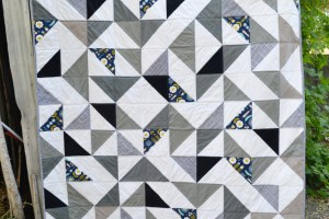 Large Triangle Quilt