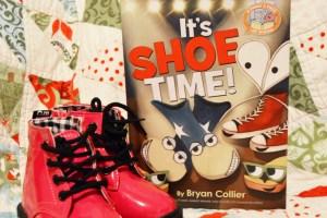 It's Shoe Time! Shoe Drive