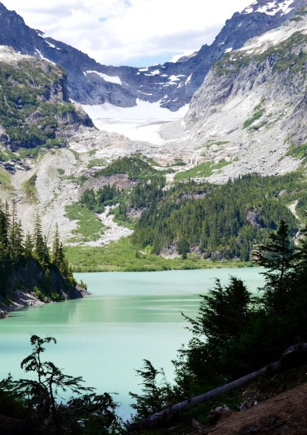Blanca Lake hike…and the 2 things I learned