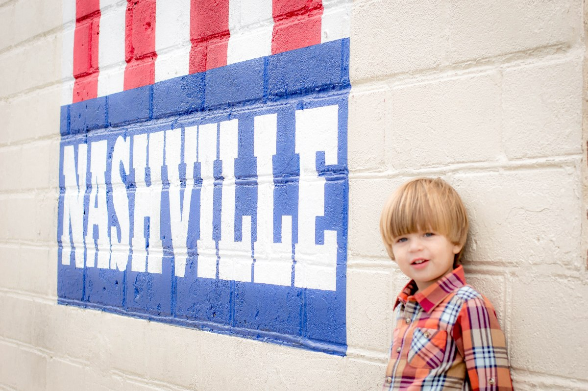 Top Murals in Nashville