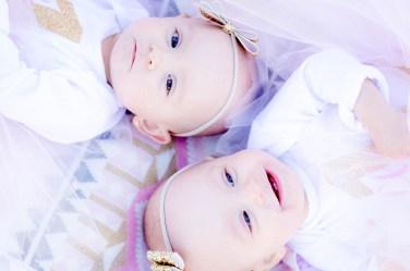Franklin Tennessee twin girls' birthday