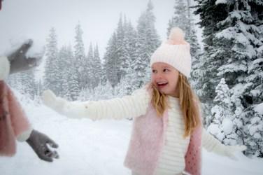 Mount Rainier Washington photography session