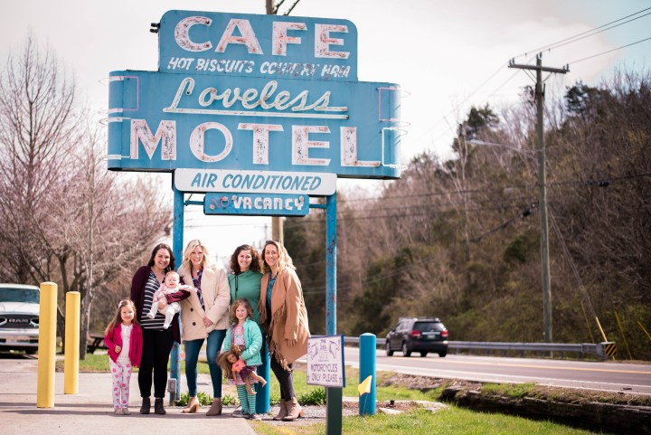 Loveless Cafe Nashville, Tennessee
