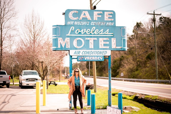 Brunching Through Nashville: Loveless Cafe