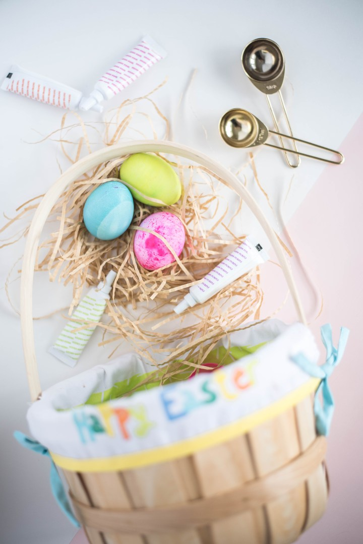 Currently Craving: Easter Baskets and DIY Playdough Recipe