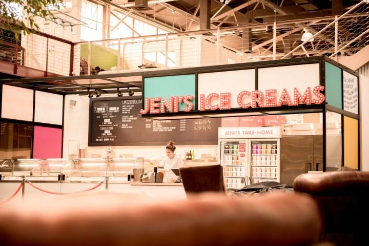 Franklin Factory, Jenis Ice Cream