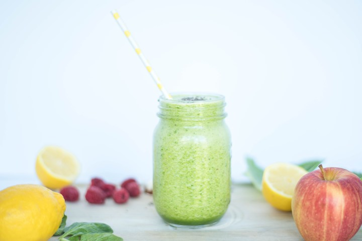 Hydrating Green Smoothie recipe