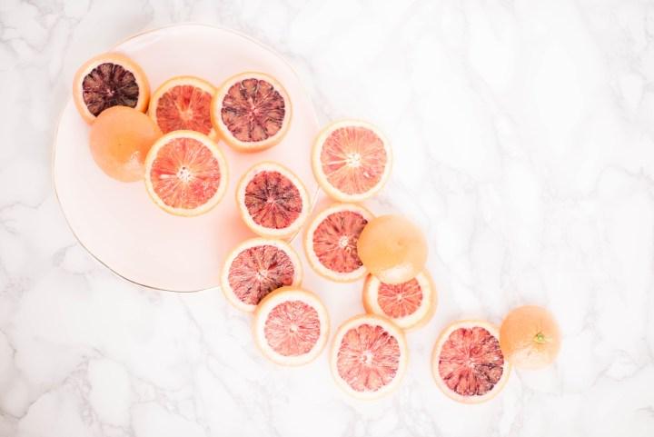 Blood Orange Banana Smoothie Recipe