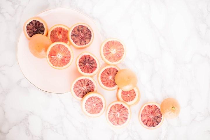 Blood Orange Banana Smoothie