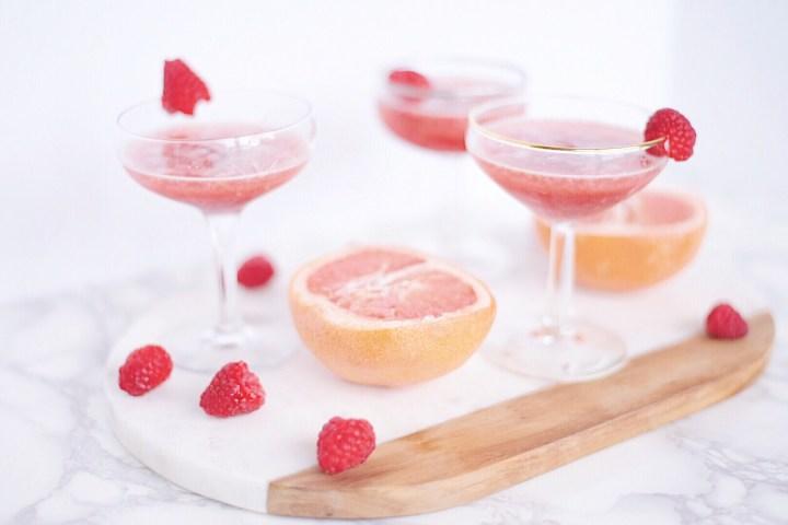 Rosé Sorbet Recipe