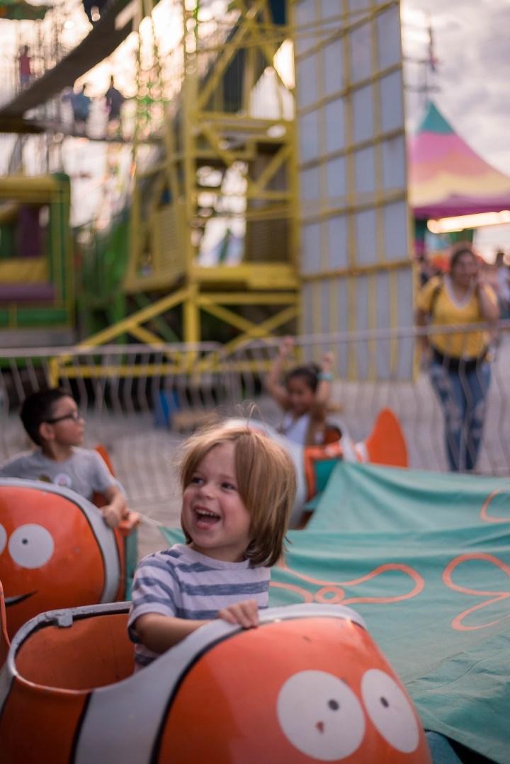 Williamson County Fair, family friendly