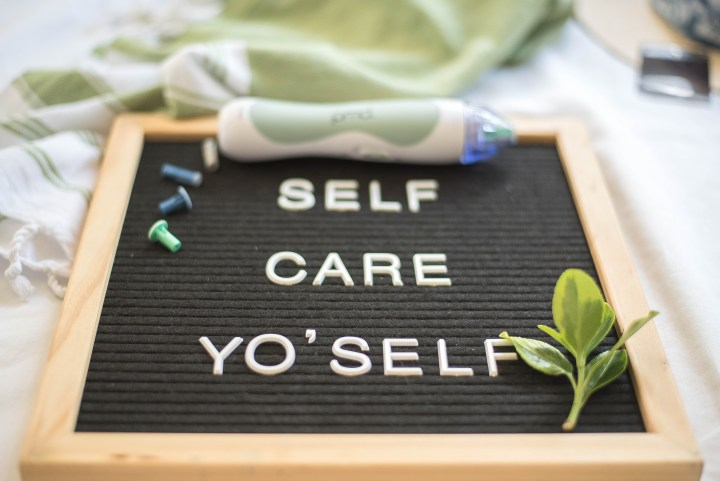 anti-aging skincare personal microdermabrasion