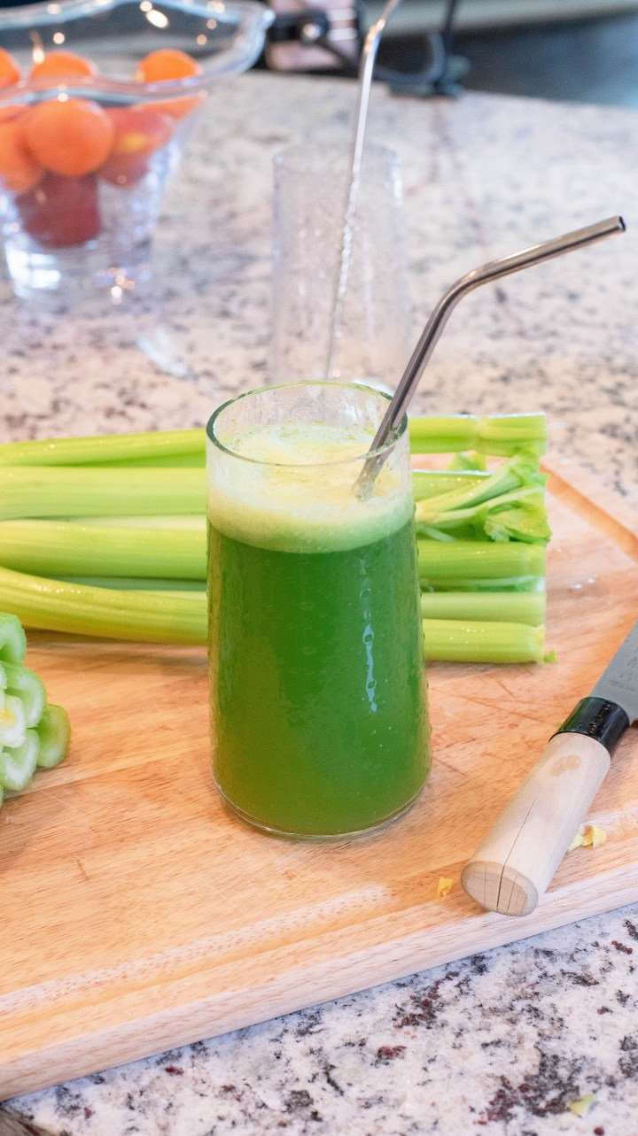 Celery Juice: The Cure-All Miracle Worker?