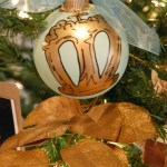 My FAVORITE Christmas Ornaments by Sallie Bynum Art