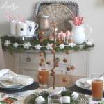 Christmas 2015 Tablescape