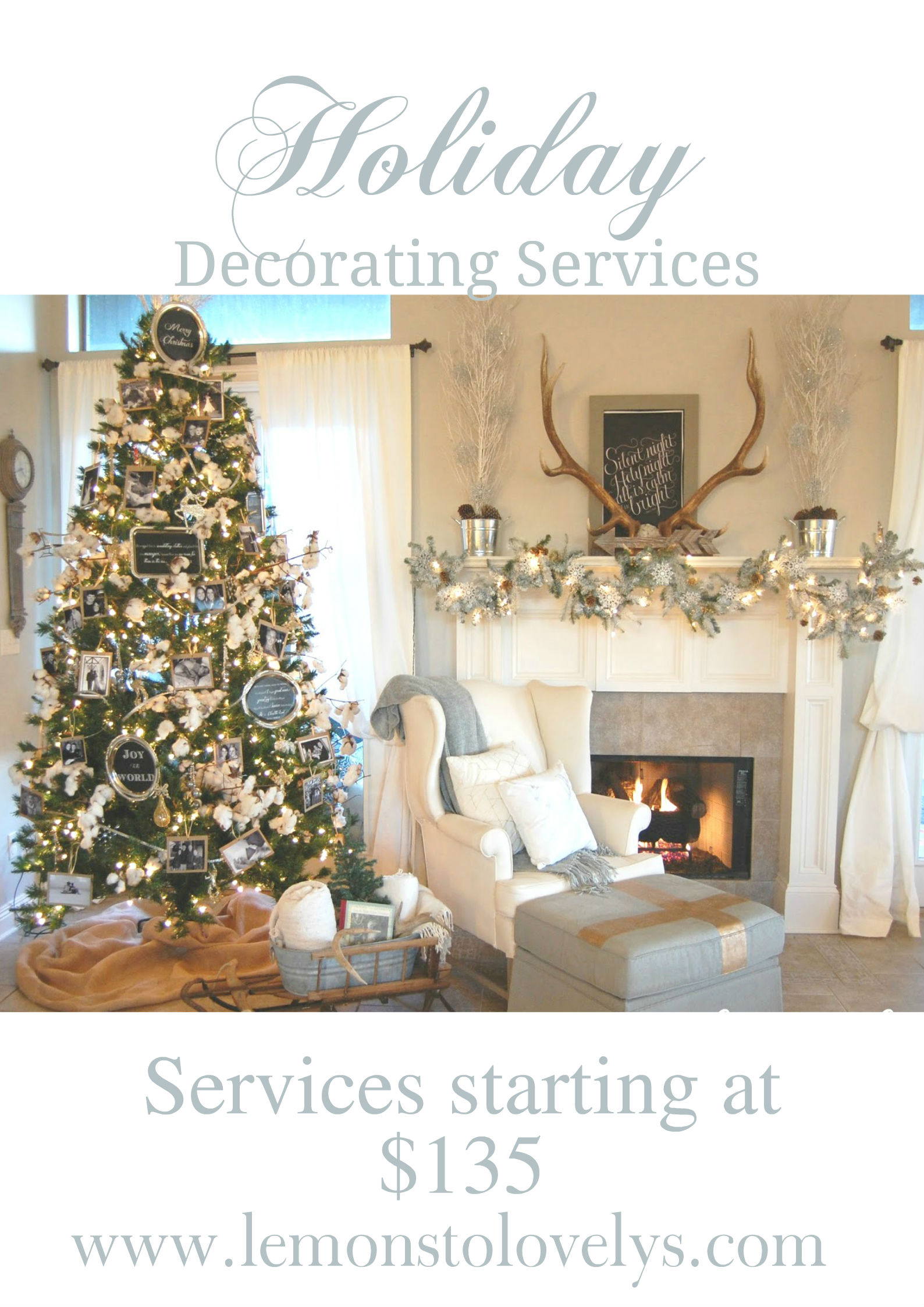 Holiday Decorating Services – Lemons to Lovelys