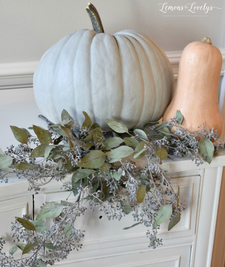 How to Paint Cinderella Pumpkins. More on the blog www.lemonstolovelys.com
